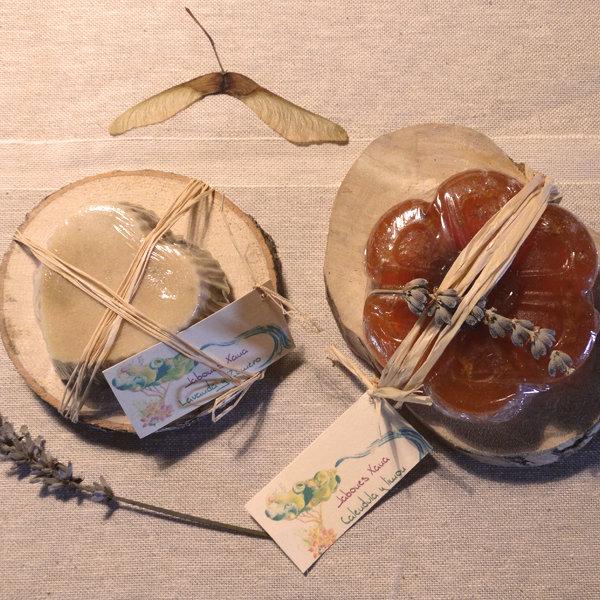 Pack dos Jabones ecológicos de Lavanda, Romero y Caléndula 10