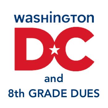 8th Grade Dues Washington Dc Trip School Store Lower Manhattan