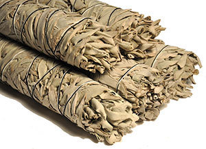 White Sage Bundles, Holy Smudge Sticks  3 pack 3 pack sage