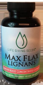MAX FLAX™ CAPSULES