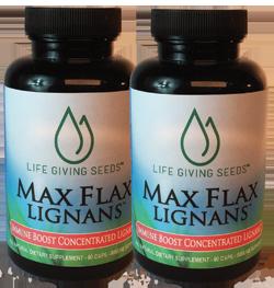 MAX FLAX™ CAPSULES (2-PACK)