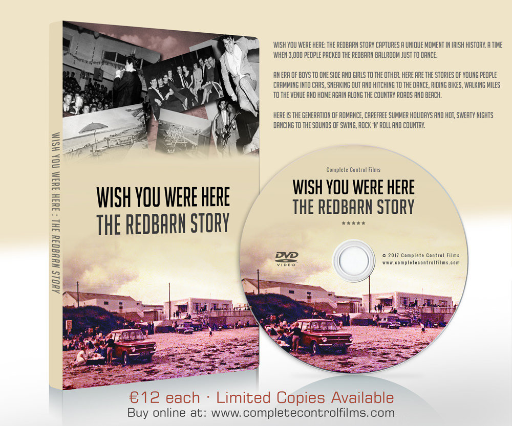 Wish You Were Here: The Redbarn Story CCF001