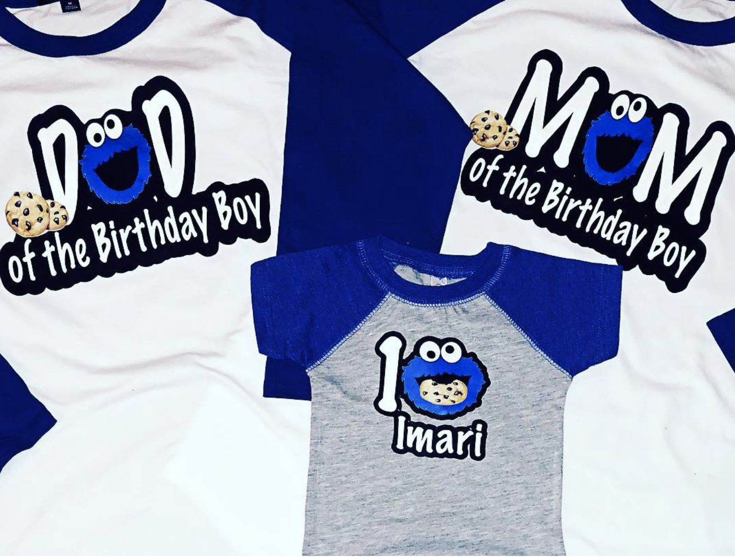 Birthday Shirt Bundle Custom Child