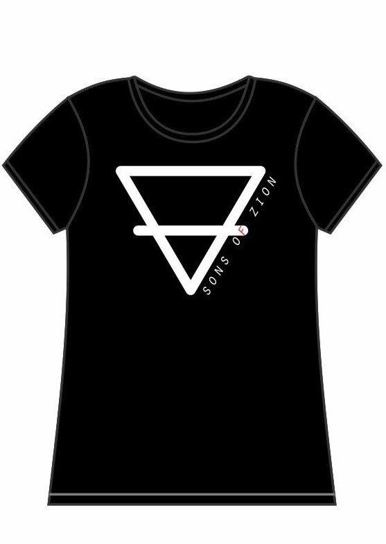 Women's T-Shirt - Black WBLK