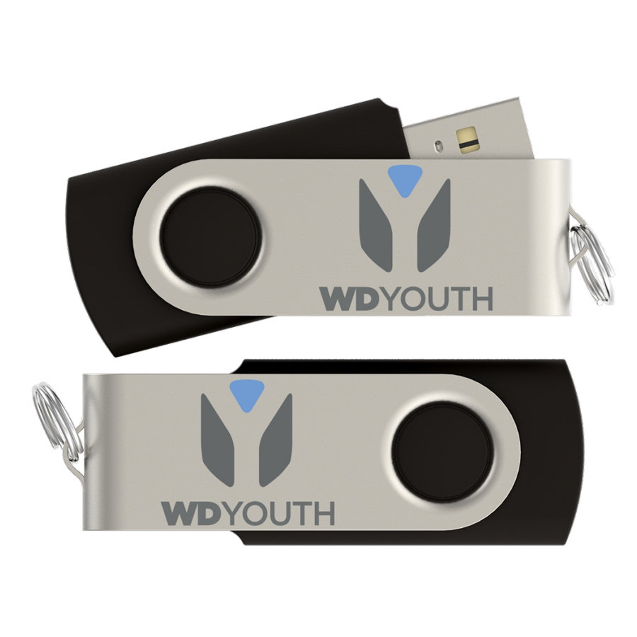 Youth Convention 2017 Media Flash Drive DNEMDWV75MZJK57VGCP5VC4B