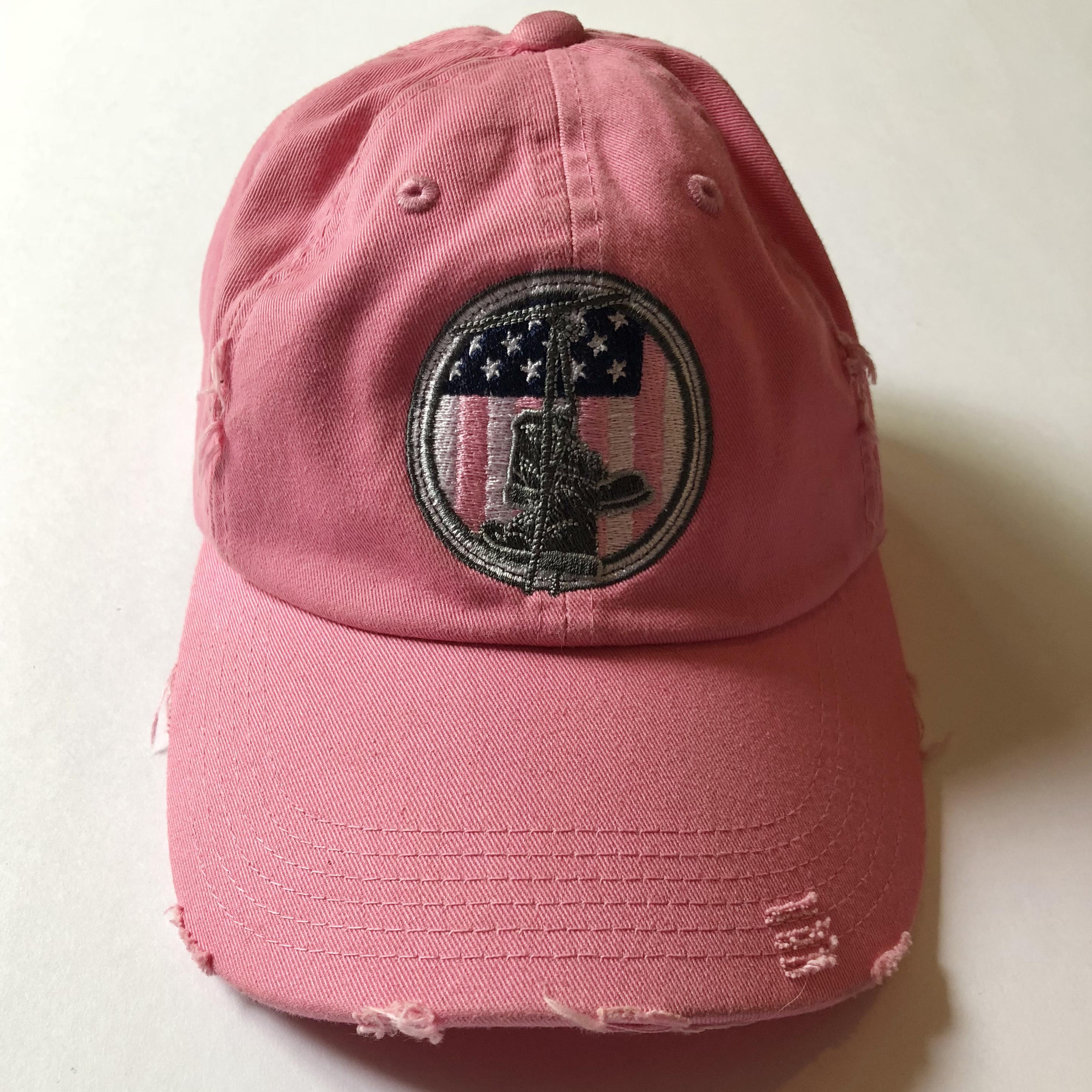 The Heroes Journey Women's Ball Cap - Pink 00007
