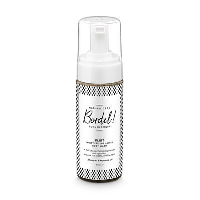 FLIRT- Moisturising Hair & Body Wash