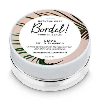 LOVE-  Solid Shampoo