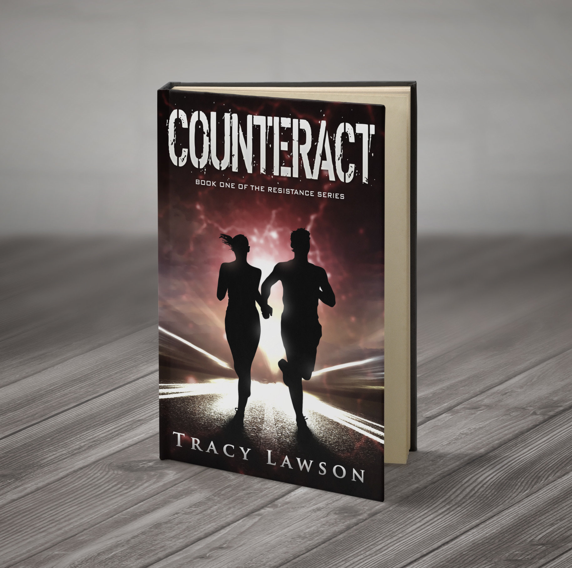 Counteract: Book One of the Resistance Series (signed) 00000