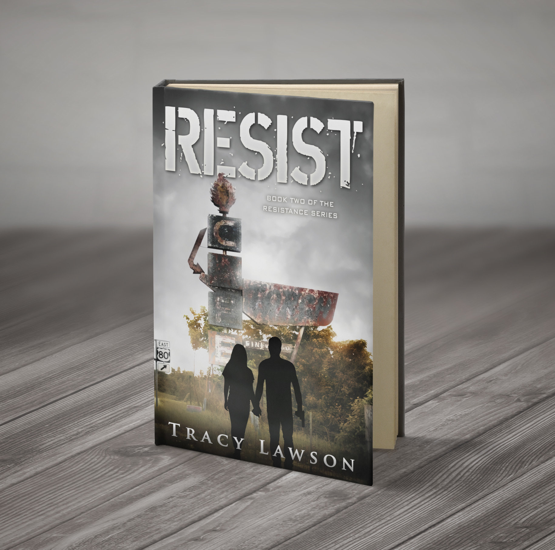 Resist: Book Two of the Resistance Series (signed) 00001