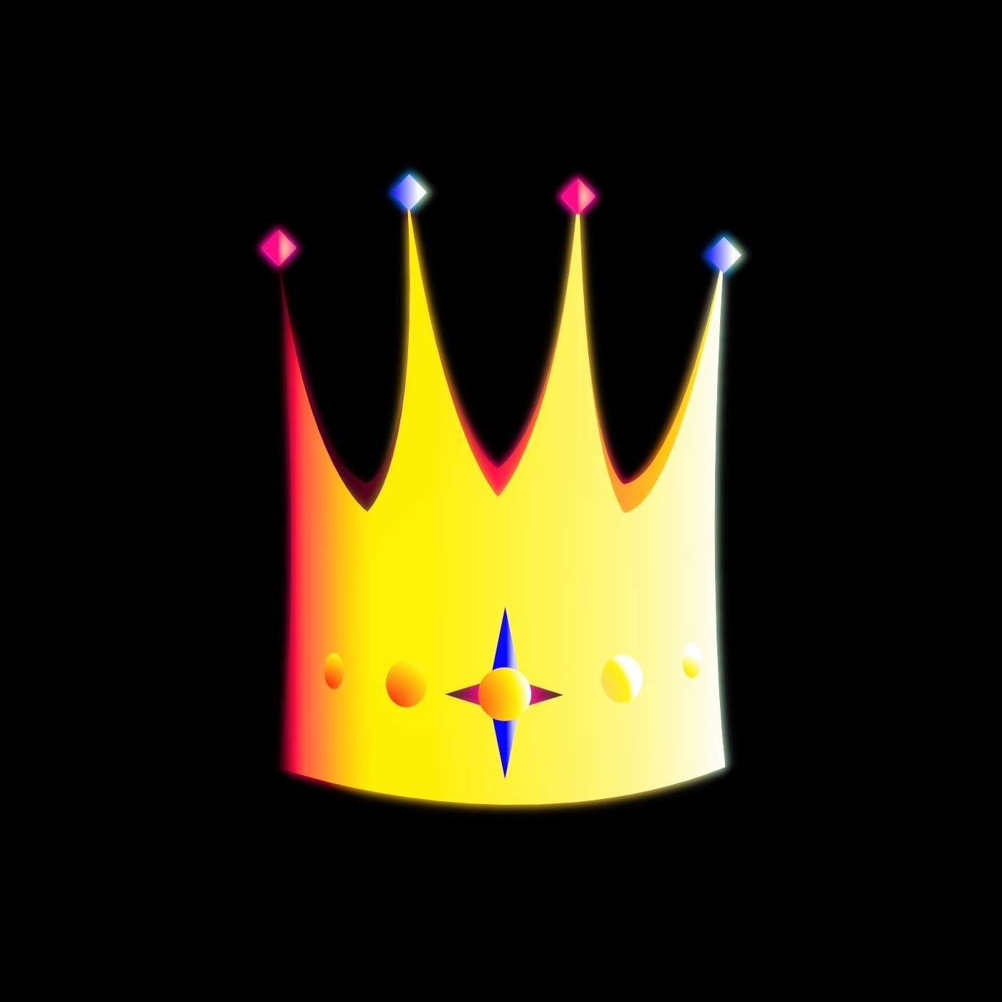 Golden Crown Circle of Friends