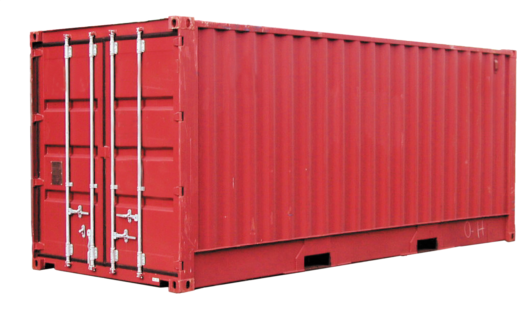 20' Shipping Container (Used) 1