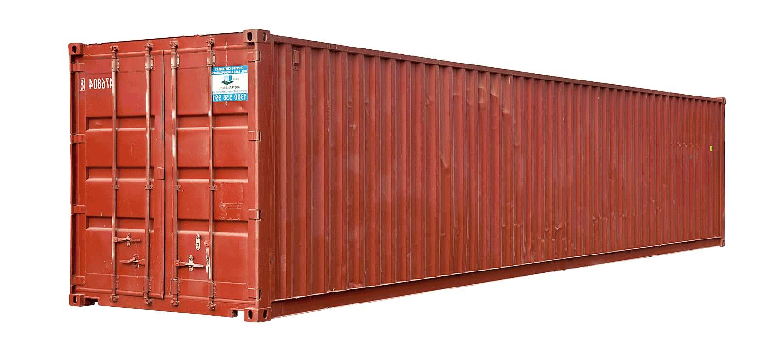 40' Shipping Container (Used) 2