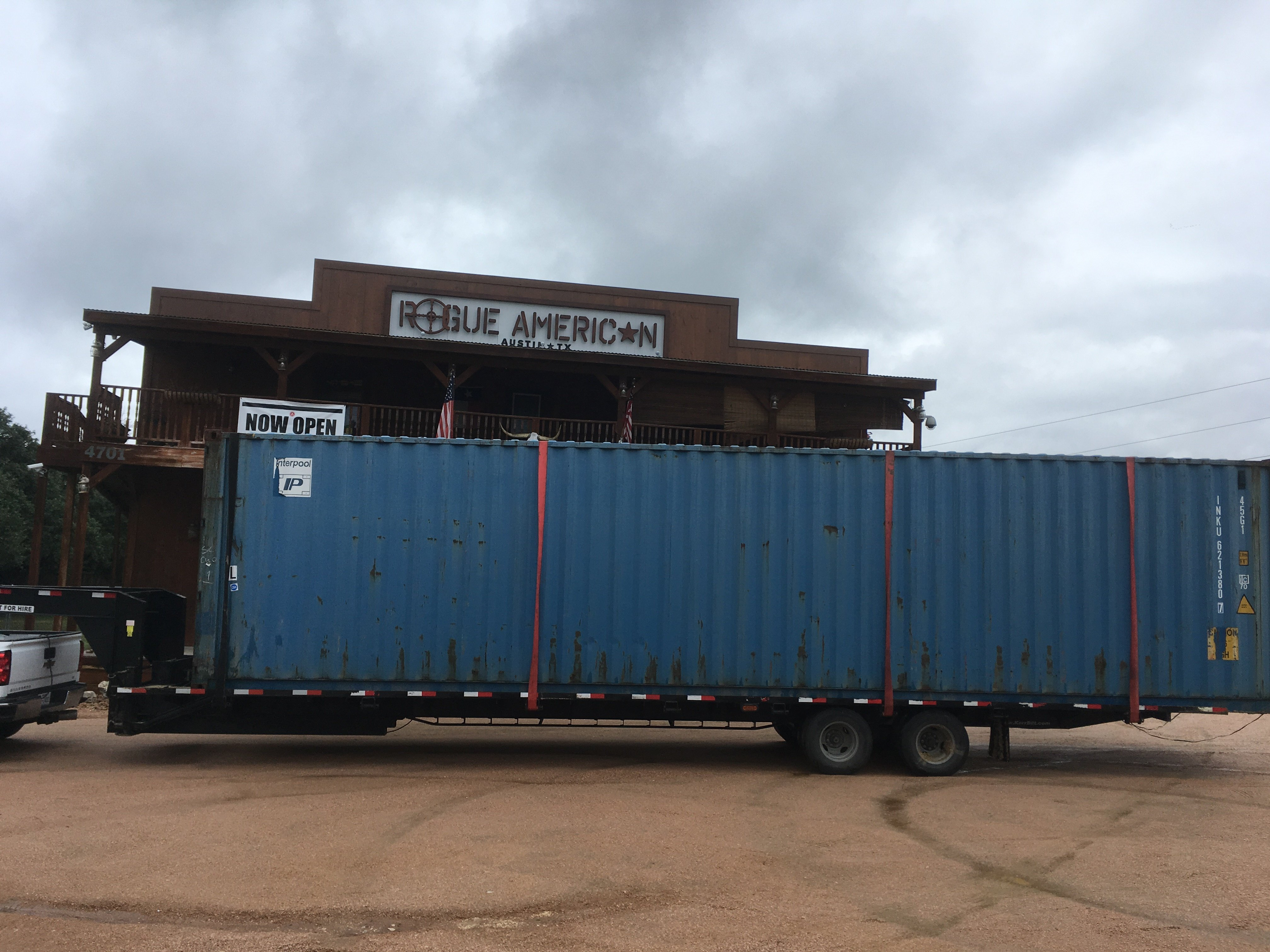 40' High Cube Container (Used)