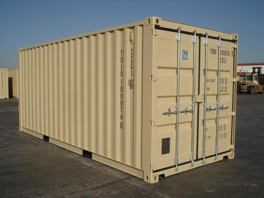 20' One Trip Container (New) 4