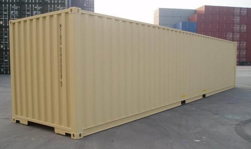 40' One Trip Container (New) 5