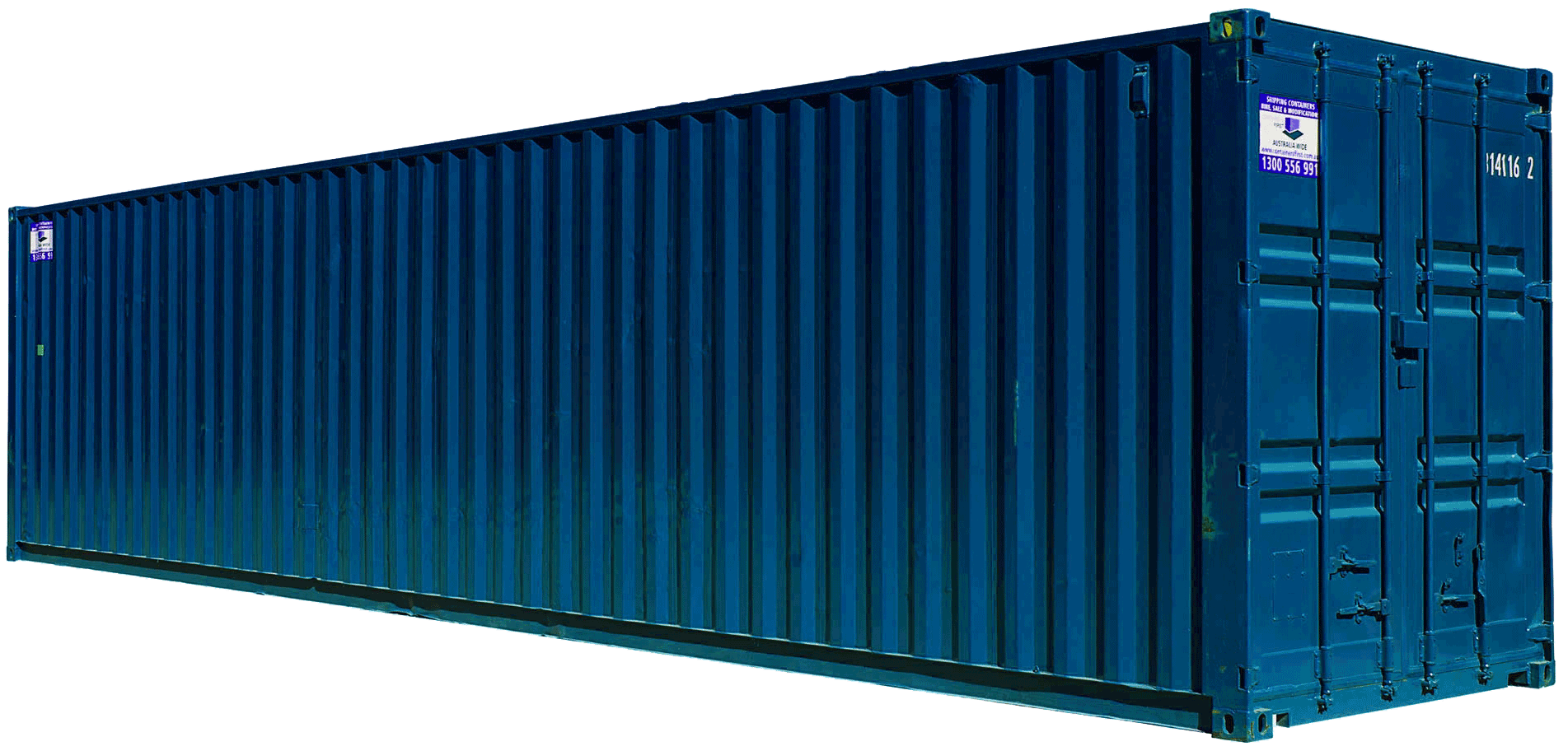 40' High Cube Container (Used) 3