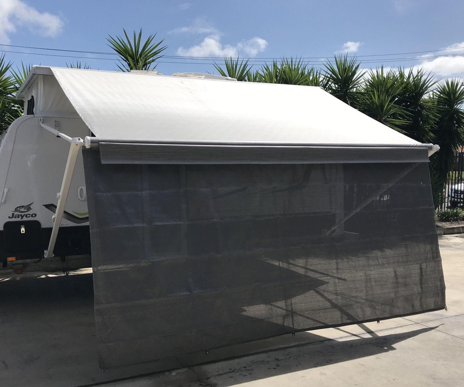 16ft 4 57m Caravan Privacy Screen Sun Shade Wall