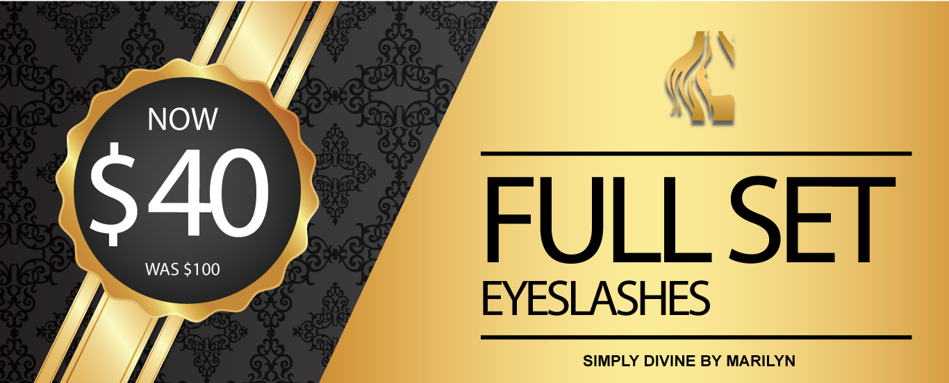 Full Set Eyelashes 00000