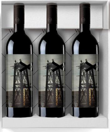 Caja de 3 botellas Valdenoguera 'Camino de Hierro' D.O. Arribes variedad Juan García - Edición limitada de 1.900 botellas. Precio por botella 15,50€ 00003