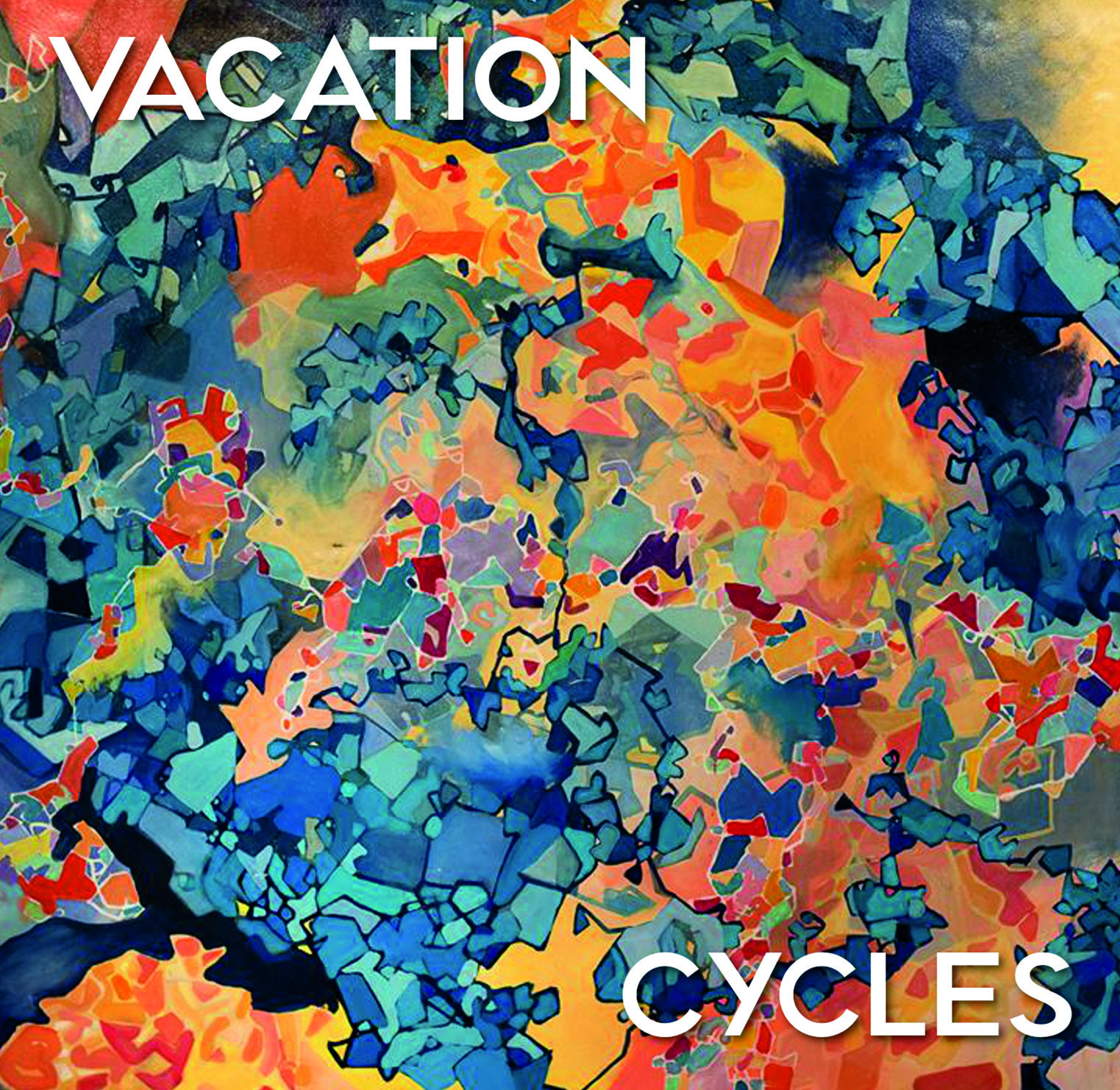 CYCLES - VACATION (Physical CD) 00001