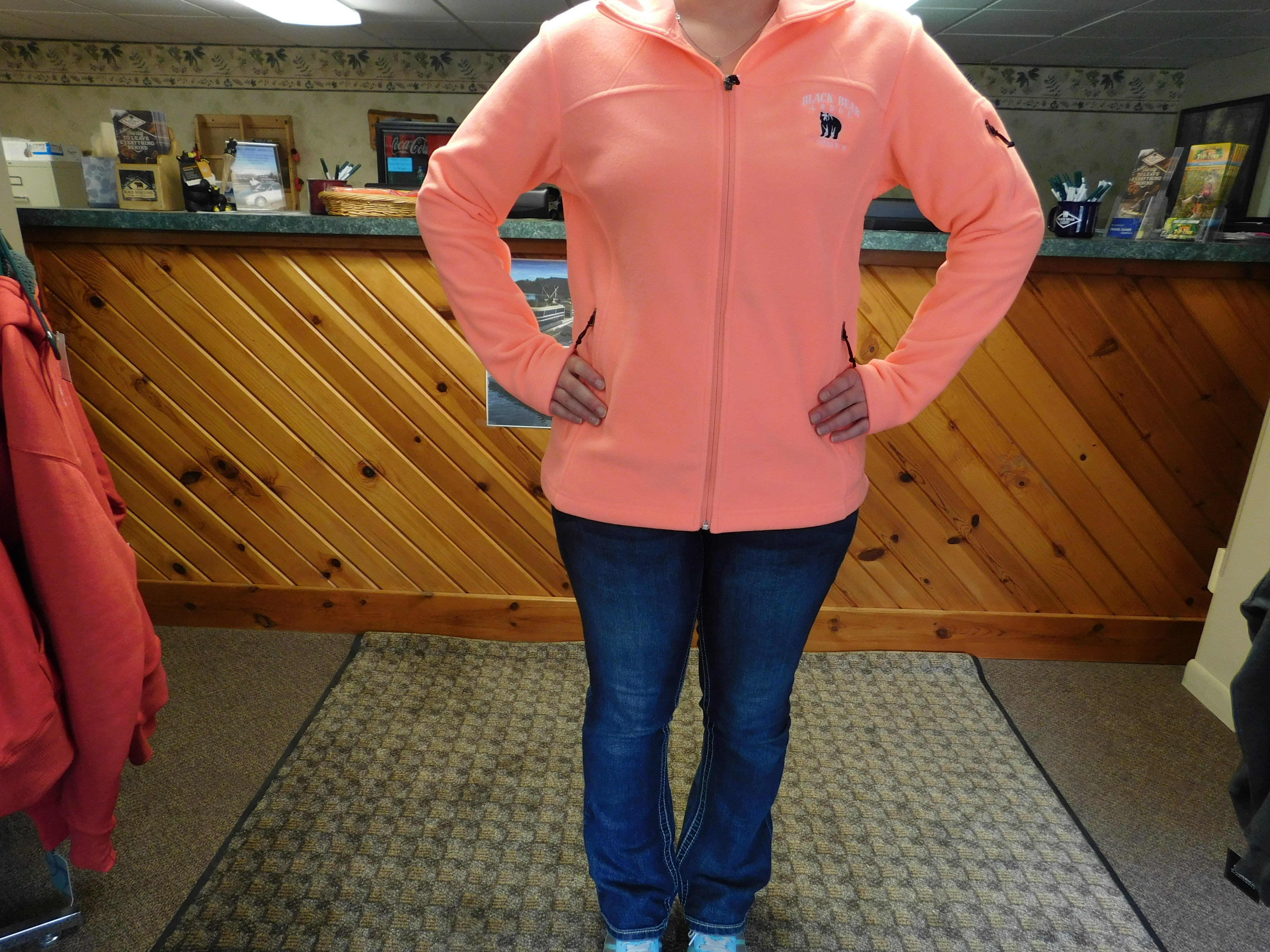BBL Coral Glow Give & Go Full Zip(Columbia) 00000