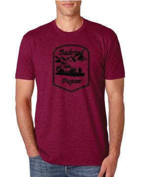 BRP Graphic T-Shirt BRP CARDINAL