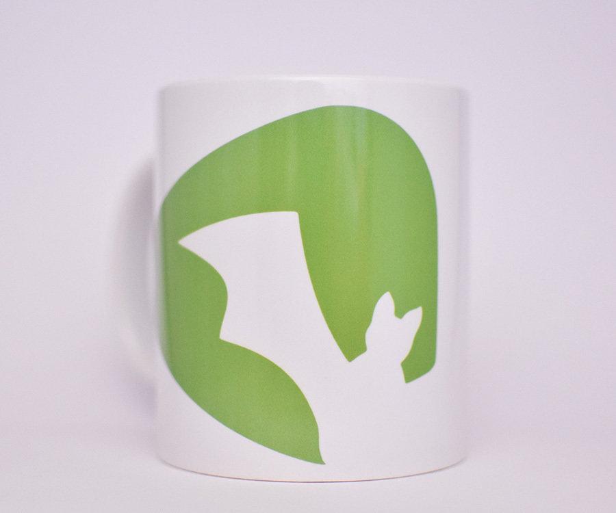 Caneca Oásis Polinizadores - Morcego Beija-Flor