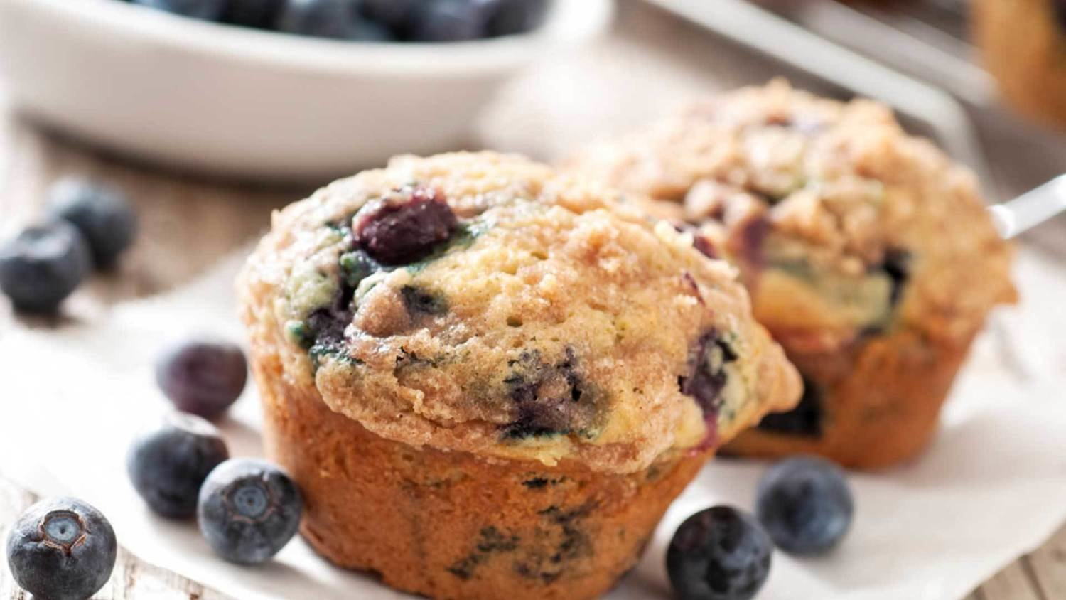 SuperFoods Blueberry Muffin
