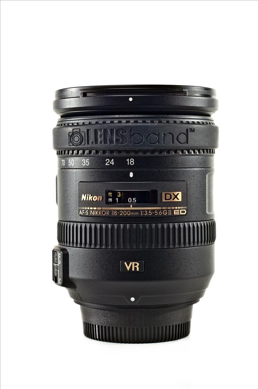 Black-Standard  (fits DSLR Lenses) Sku:   628586557901