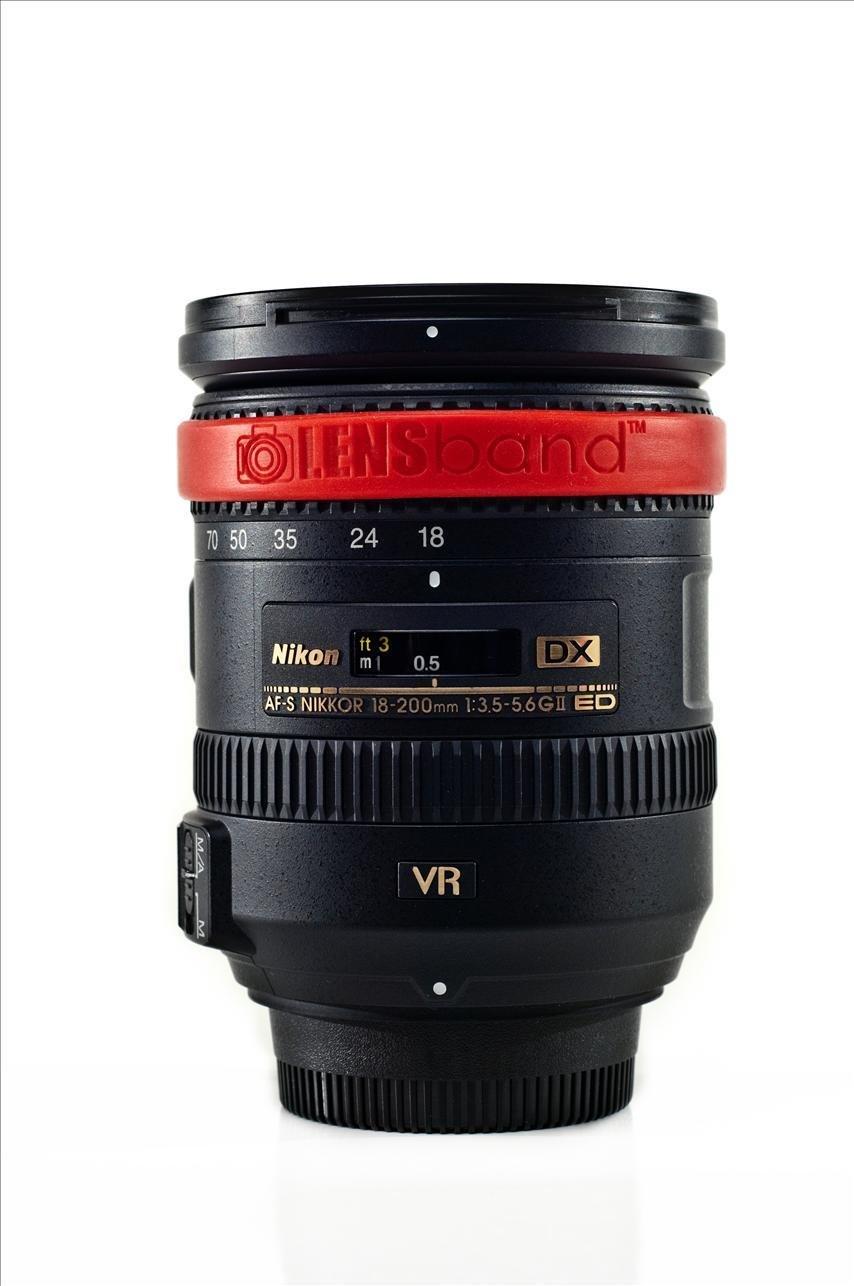 Red-Standard  (fits DSLR Lenses) Sku: 628586557949