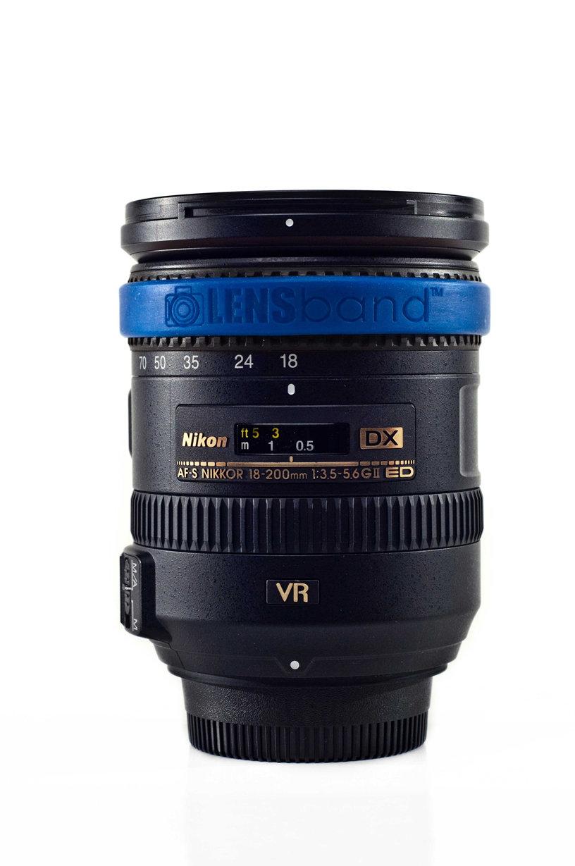 Dark Blue-Standard  (fits DSLR Lenses) Sku: 628586557987
