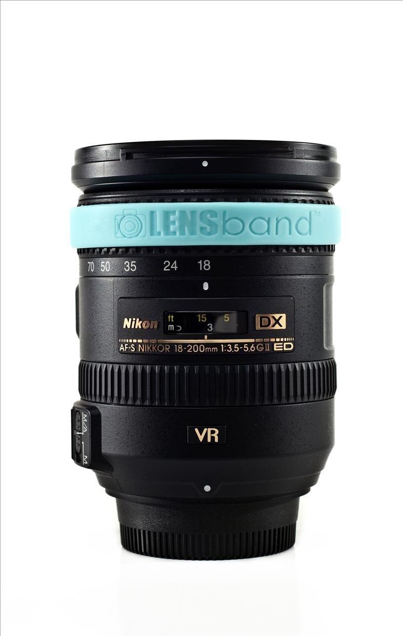 Light Blue-Standard  (fits DSLR Lenses) Sku: 628586557918