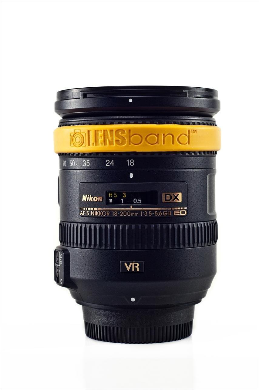 Yellow-Standard  (fits DSLR Lenses) Sku: 628586557932