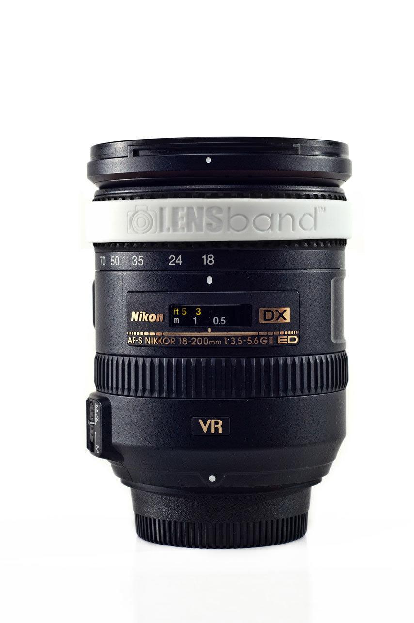 White-Standard  (fits DSLR Lenses) Sku: 628586557963