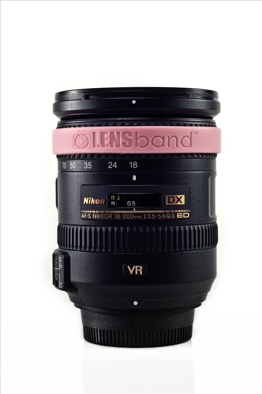 Light Pink-Standard  (fits DSLR Lenses) Sku: 628586557925