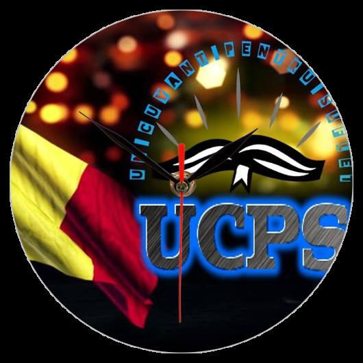 Ceas din sticla Ucps-Romania 8