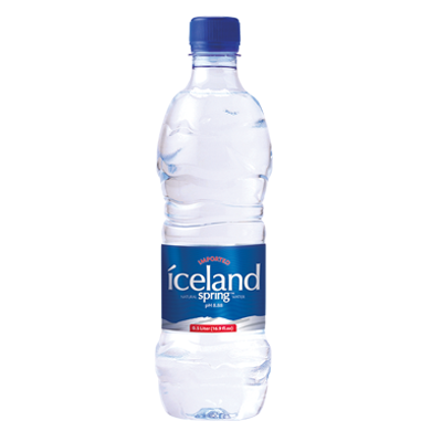 1 Box of 500ml Iceland Spring Water