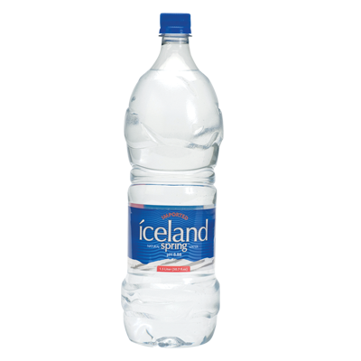 1 Box of 1.5L Iceland Spring Water