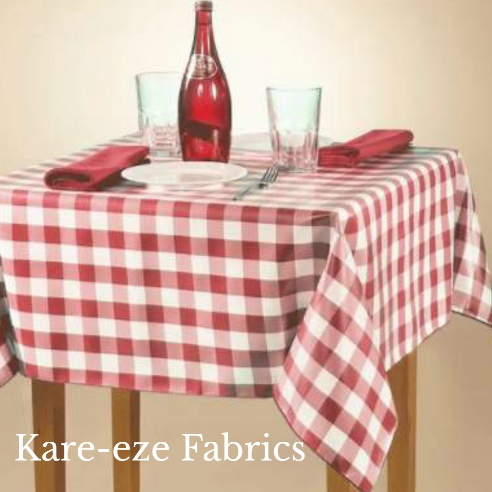 Kare Eze Laminated Cloth Annie S Home Store For Custom