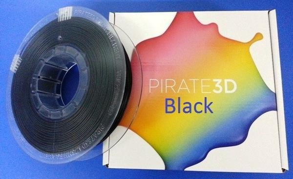 Printing Filament PLA: Bundle of 5 (400 grams each) 00001