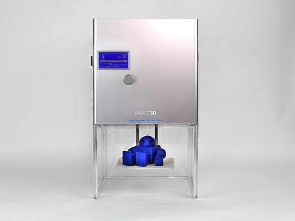 Buccaneer Plus 3D Printer 00002