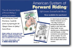 American System of Forward Riding DVD Vol 1 00000