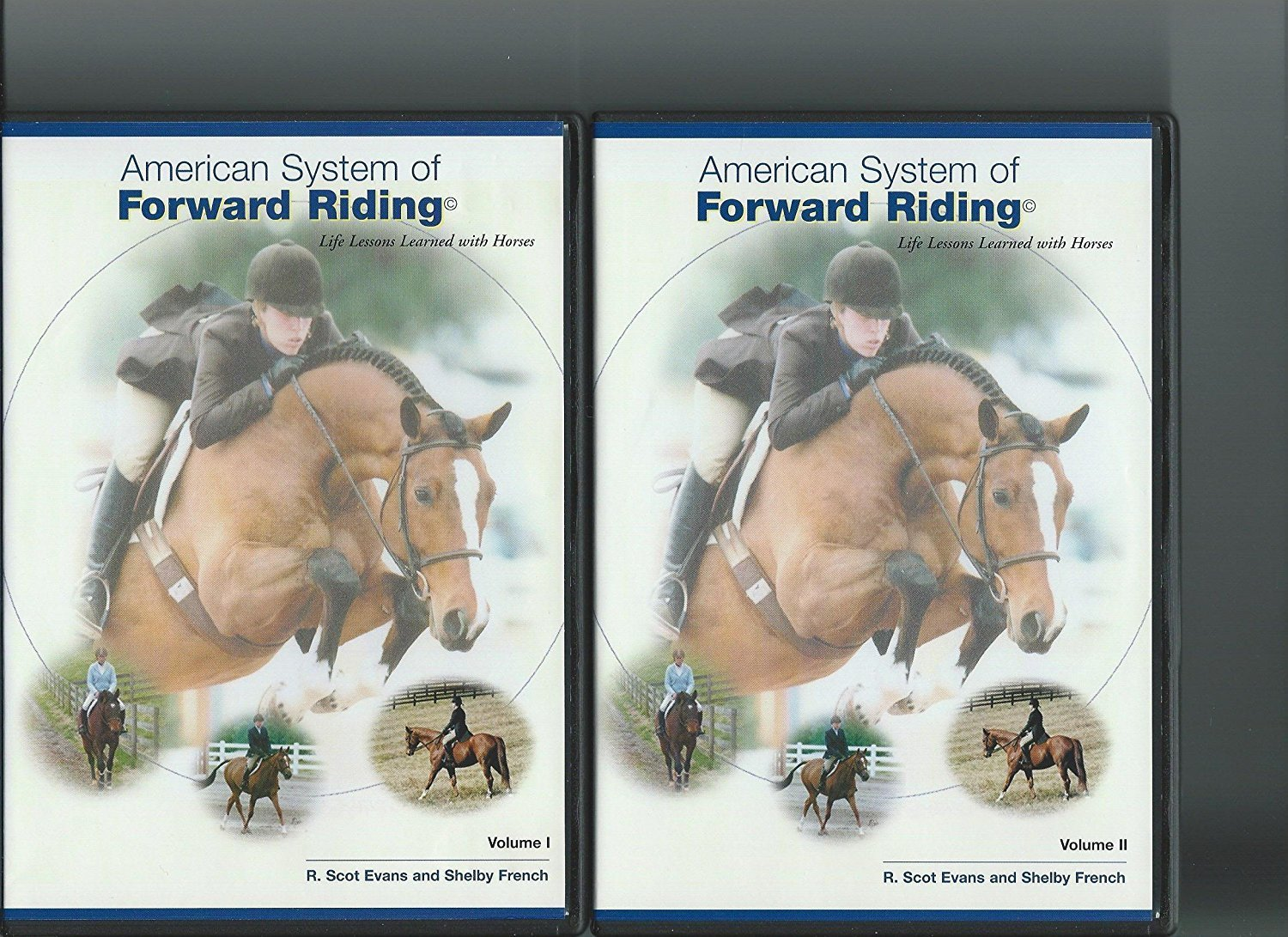American System of Forward Riding DVD Vol 1 and 2 00002
