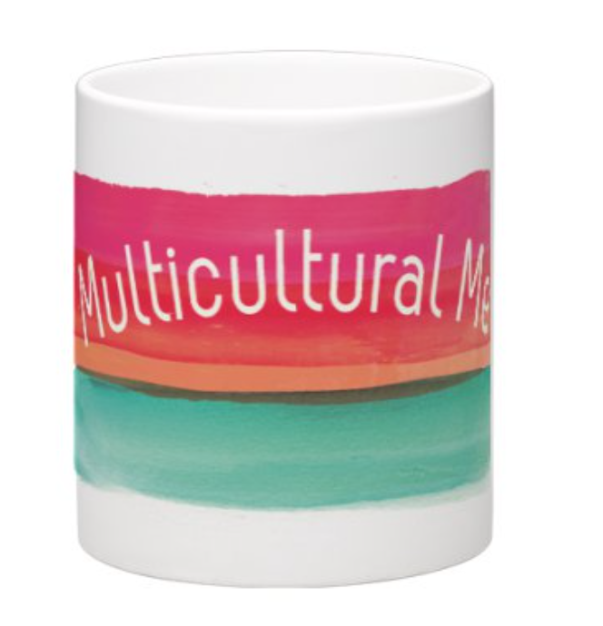 Multicultural Me Coffee Tea Beverage Mug 00002