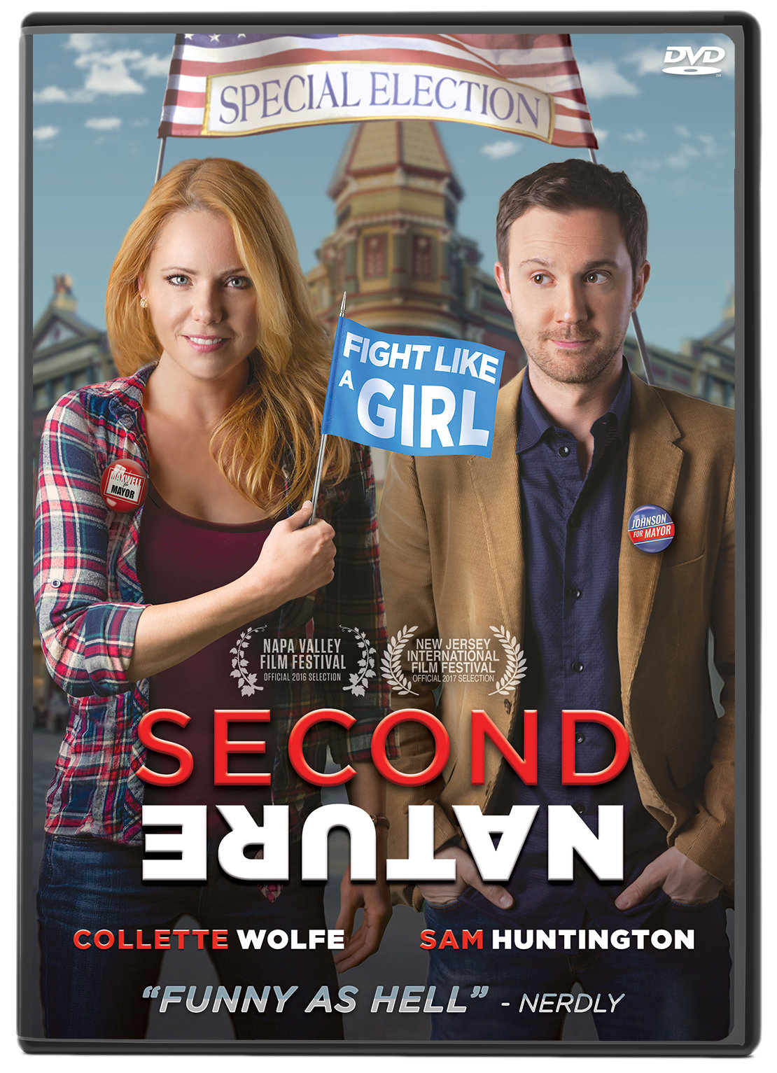 Second Nature DVD 00001