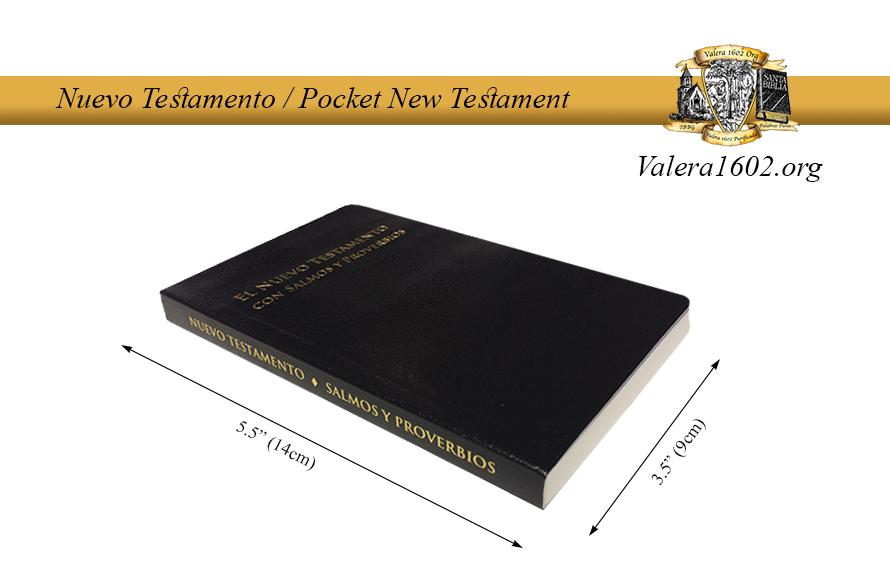 Nuevo Testamento / Pocket New Testament 7