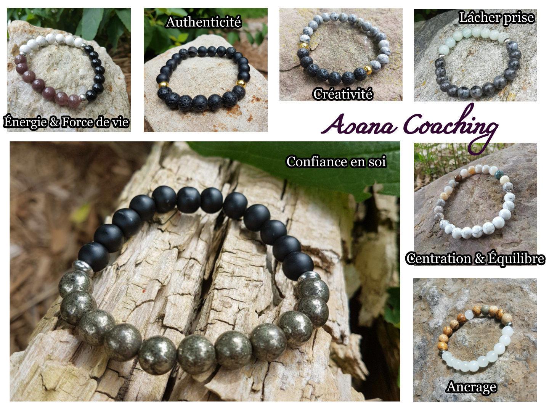 Bracelets Asana