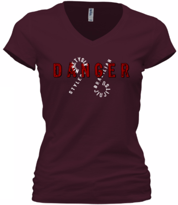 96 Styles Shirt 1.1 (Women's V-Neck)