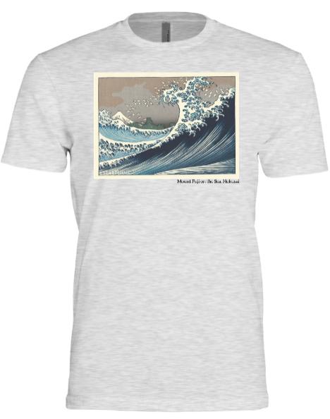 Hokusai: Mount Fuji on the Sea  (Triblend Crew)